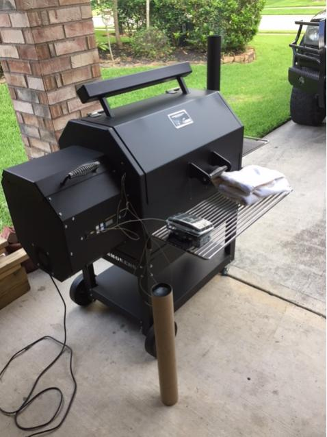 Traeger vs Yoder - TexasBowhunter com Community Discussion