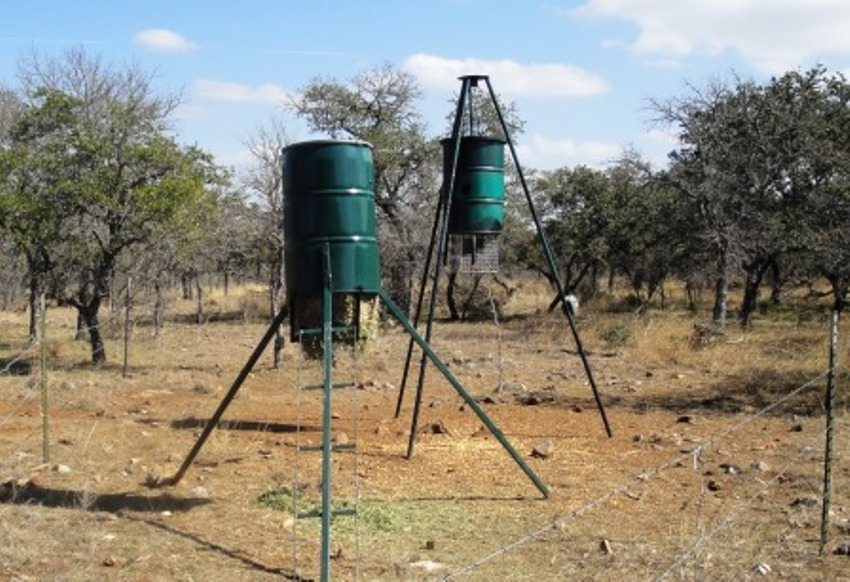 gallon youtube on attaching tripod the a with quick funnel deer hardware feeder tips watch