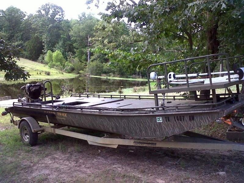 Bowfishing Boats Pictures Duck Bowfishing Boat