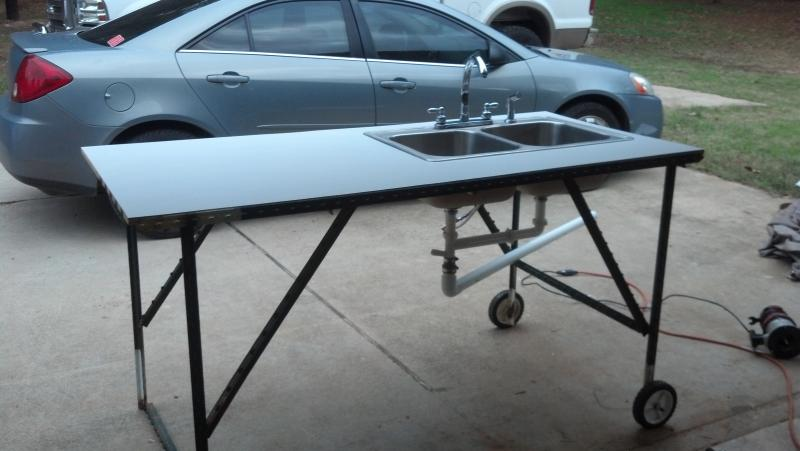 Mobile Fish Cleaning Table Texasbowhunter Com Community