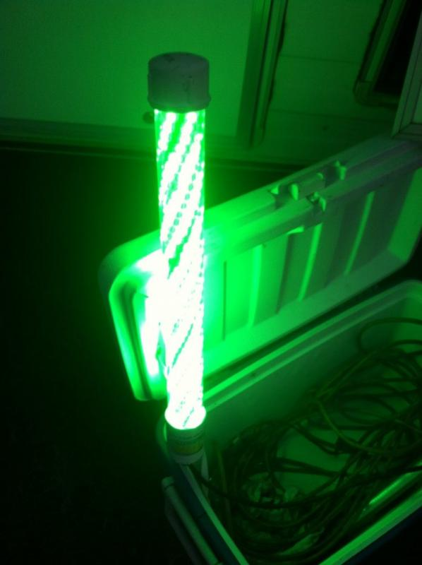 green fishing light from academy - texasbowhunter community, Reel Combo