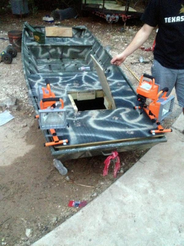 Help bowfishing lights wiring texasbowhunter community attached images cheapraybanclubmaster Image collections