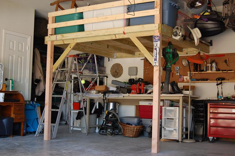 Diy Garage Storage Solution Texasbowhunter Community Discussion Forums