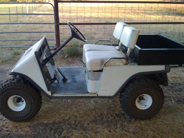 Complete golf cart rebuild texasbowhunter community discussion attached images solutioingenieria Gallery