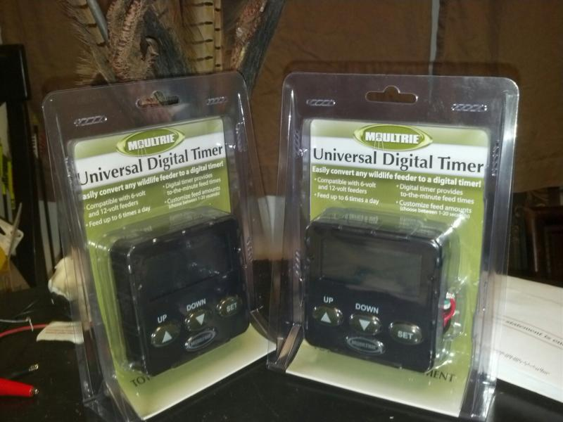 Moultrie Feeder Timers Rant And Advice To Avoid