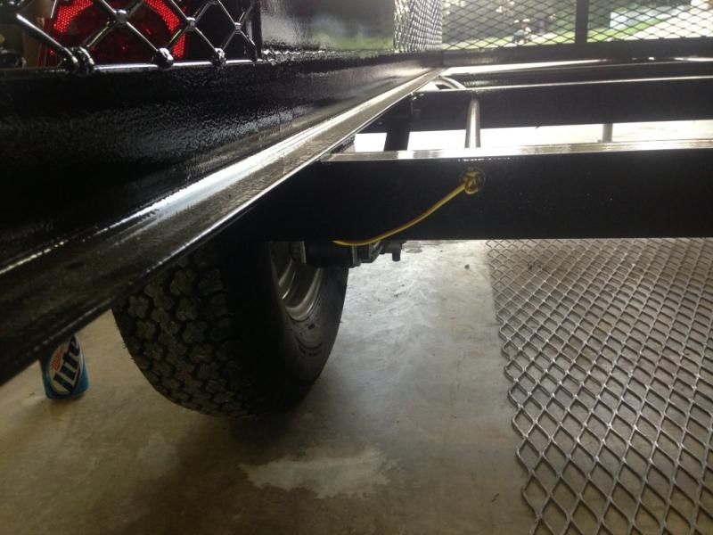 Outstanding Utv Trailer Build Texasbowhunter Com Community Discussion Forums Wiring Digital Resources Funapmognl