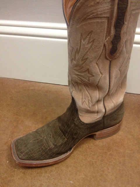 ce6048f95d3 Lets see your custom Boots - Page 2 - TexasBowhunter.com Community ...