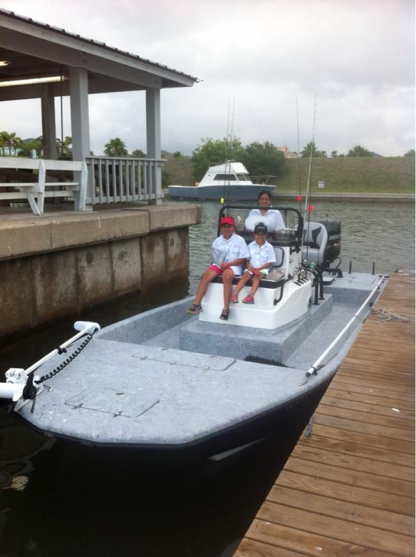 Pictures of your boat! - Page 2 - TexasBowhunter com