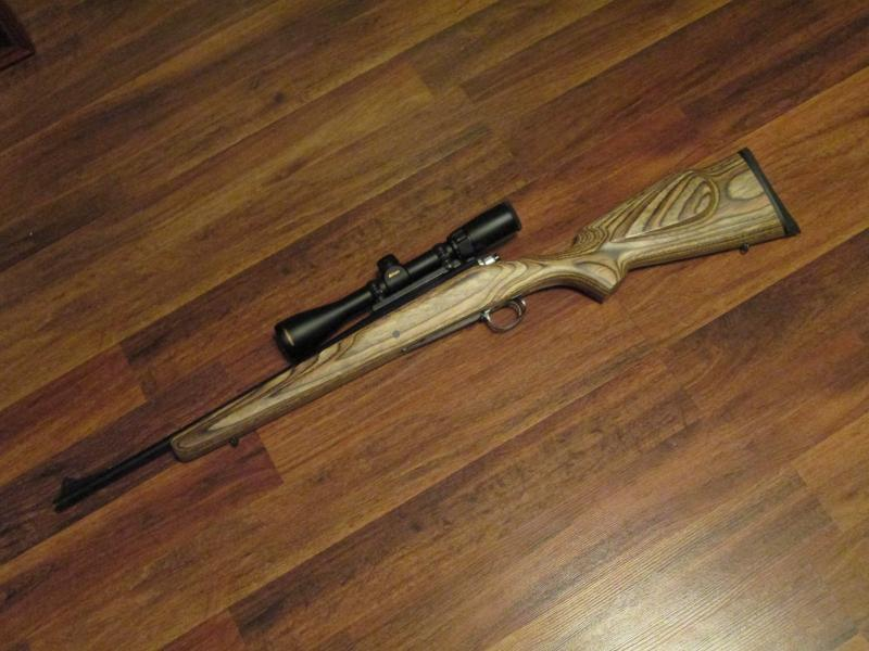 Ruger American in a Boyds! - TexasBowhunter com Community