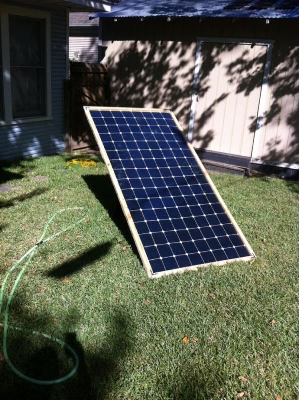 DIY Solar Panels - Page 3 - TexasBowhunter com Community Discussion