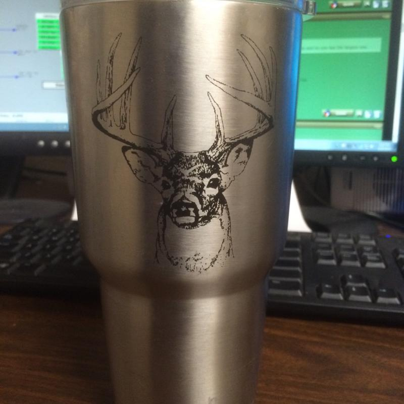 YETI cup painting? - TexasBowhunter com Community Discussion
