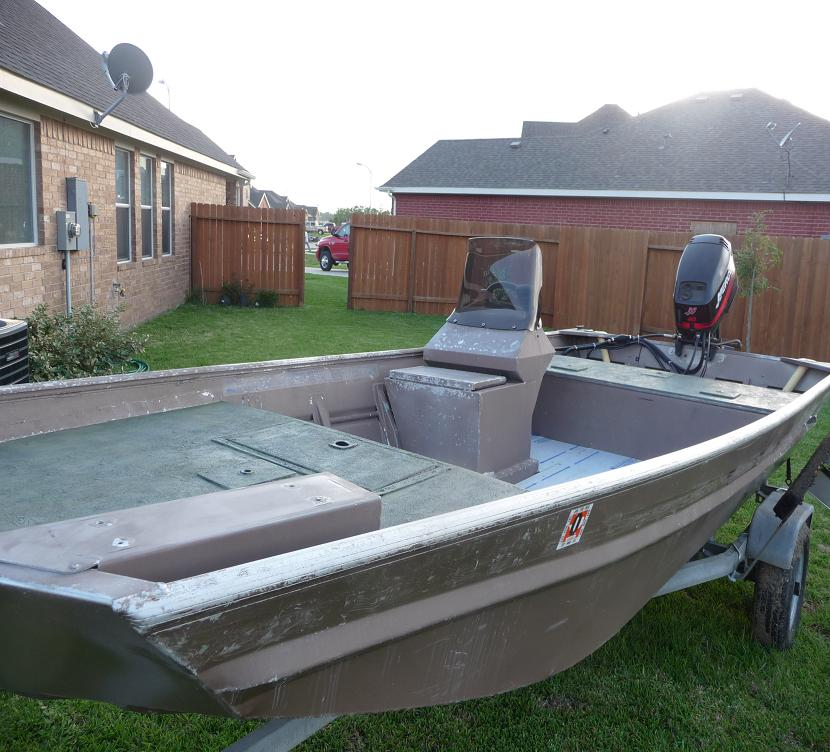 Craigslist Deal to Duck Boat - TexasBowhunter com Community