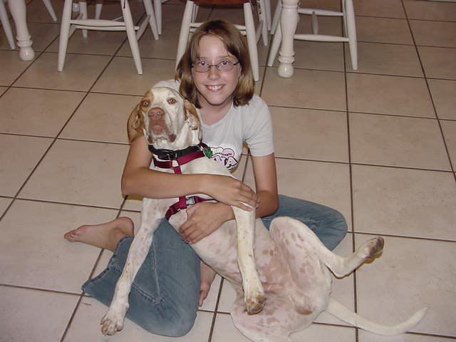 Name:  Freckles and Madison.jpg Views: 1561 Size:  45.1 KB